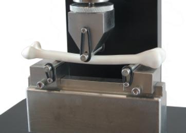 曲げ強度測定に用いられるサンプル