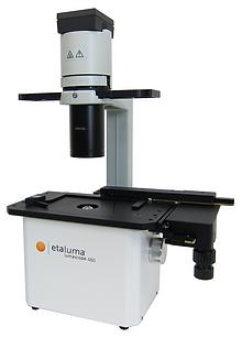明視野顕微鏡・位相差顕微鏡-LS460