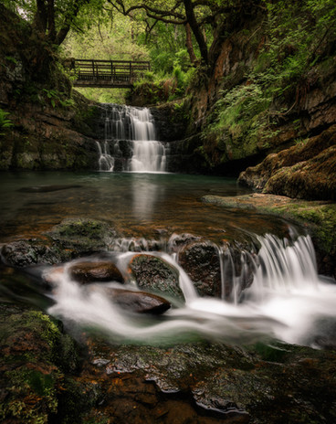 Dinas Rocks, Wales