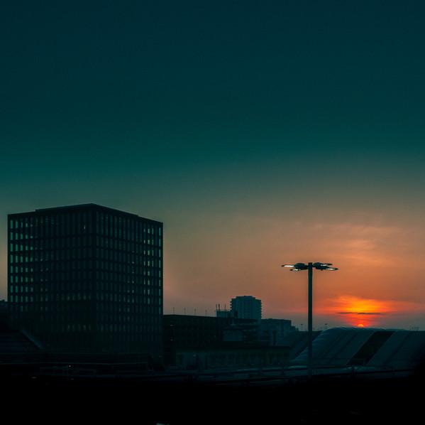 Station Sunset