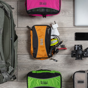 Pro Packing Cubes uses