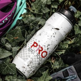 Pro Bike Tool Water Bottle