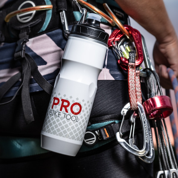 Pro Bike Tool Water Bottle