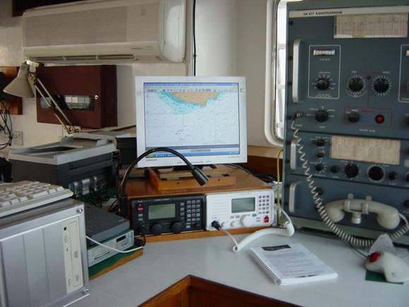 Radio room 2004