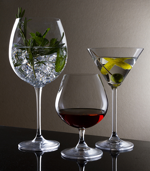 drinks glasses photograph by food and drink photographer neil langan