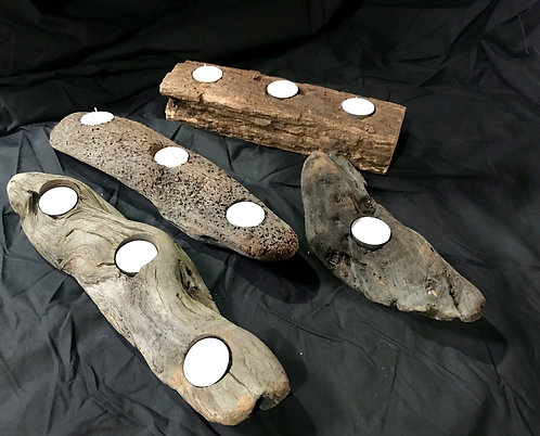 A range of Drift wood candles from $5 to $60
