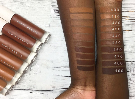 Cocoa Swatches, the Makeup App for Melanin Beauties