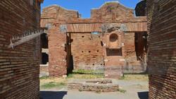 Ostia Antica Square and Alcove