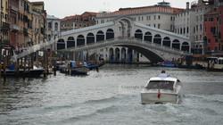 Rialto Bridge over Grand Canal