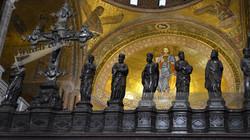 St Mark's Basilica Interior Venice