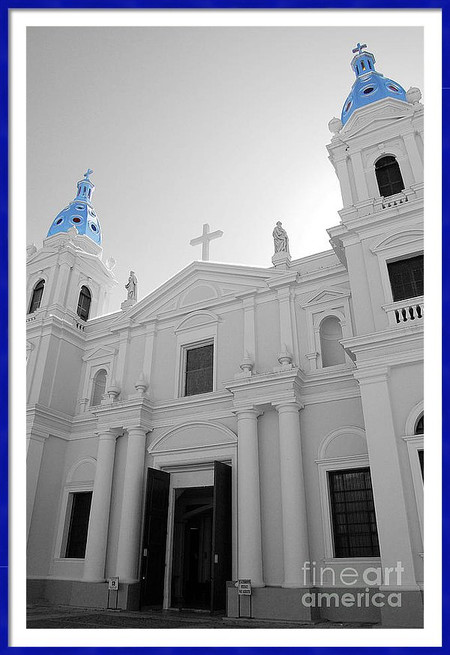 Ponce Puerto Rico Church