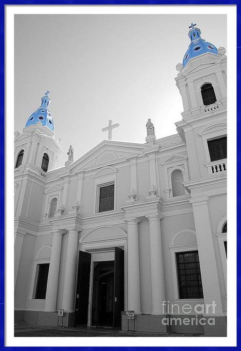 Ponce Puerto Rico Church