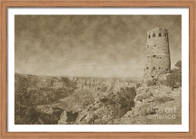 Mary Colter Designed Desert View Watchtower