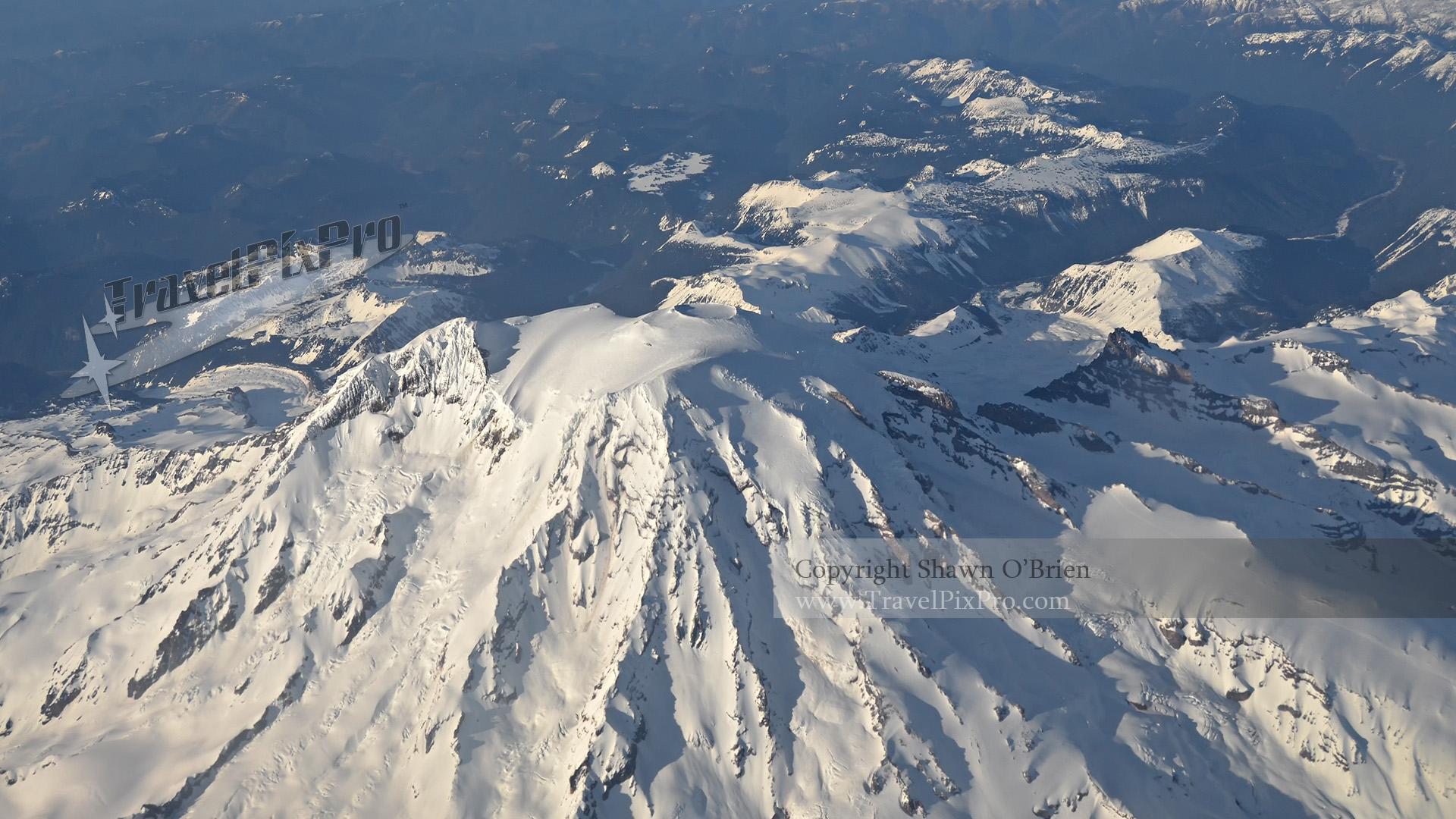 Mount Rainier Summit Crater
