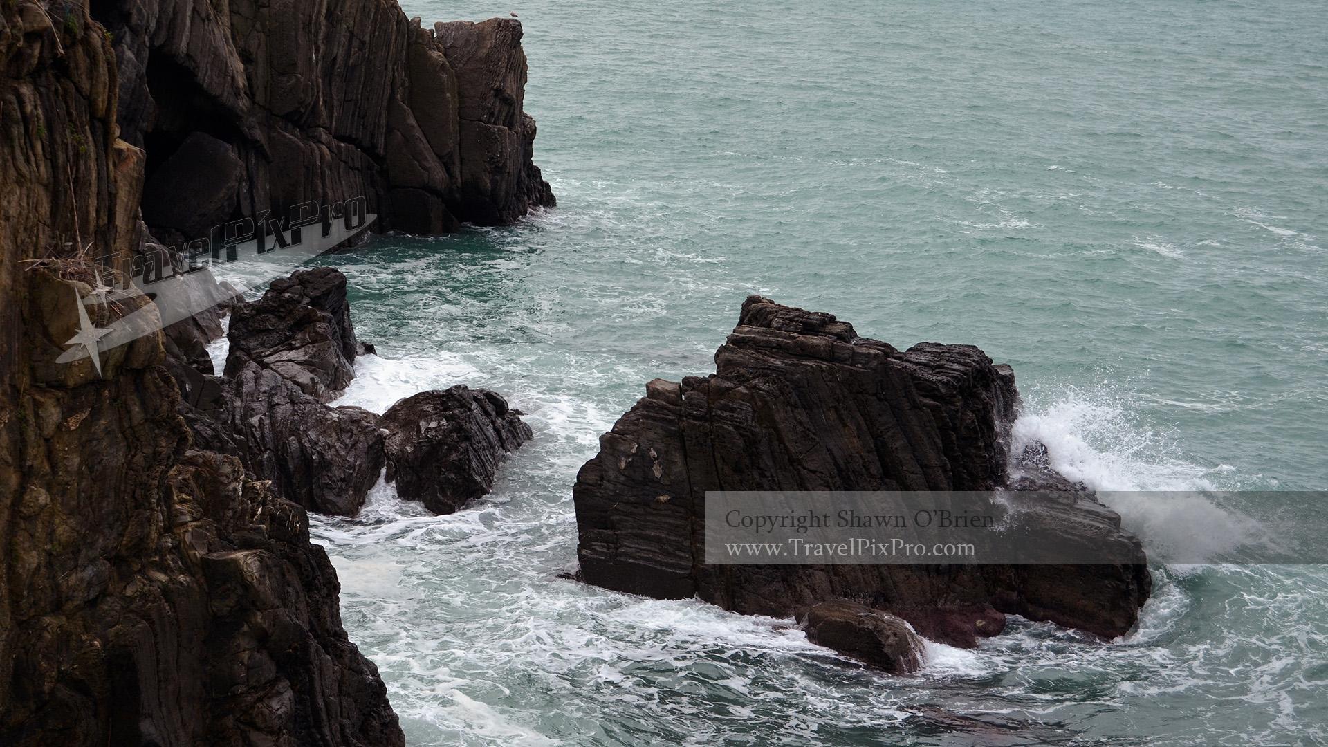 Cinque Terre Coastal Landscape