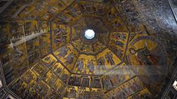 Florence Baptistry Oculus Artwork