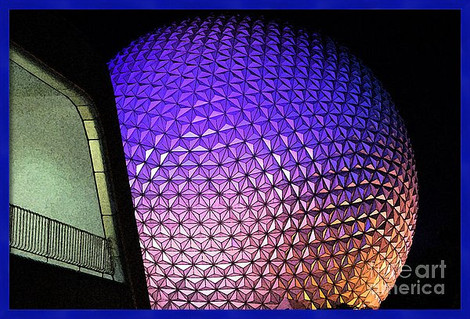 EPCOT Geodesic Dome