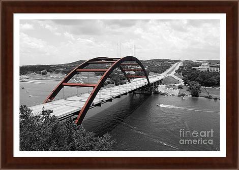 Austin Texas Pennybacker Bridge