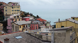 Riomaggiore Rooftop Sea View