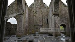 Corcomroe Abbey Ruins