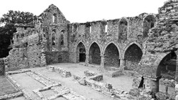 Jerpoint Abbey Nave Ruins