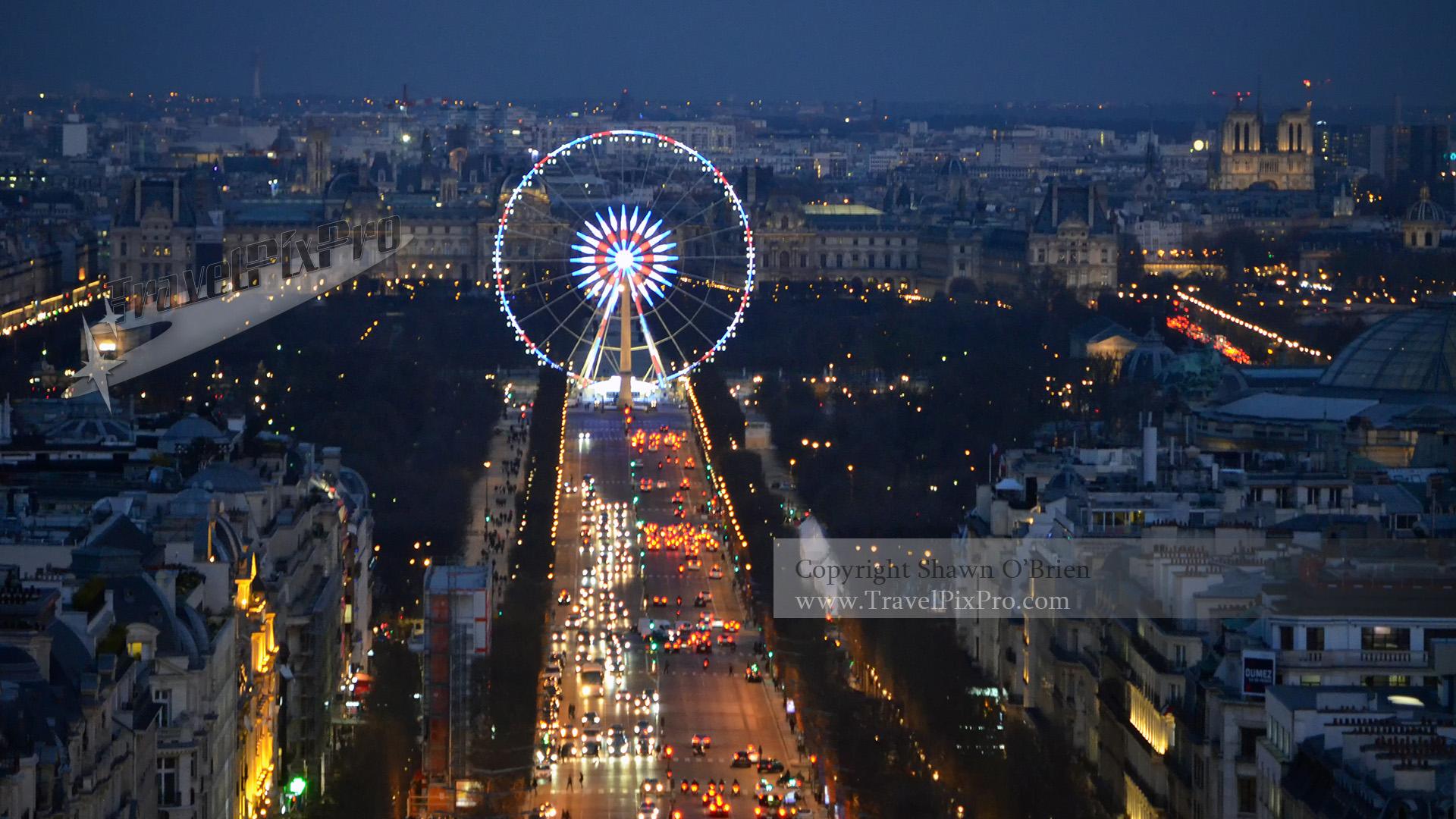 Roue de Paris Ferris Wheel