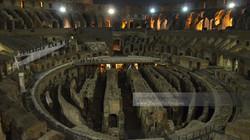 Colosseum Underground at Night