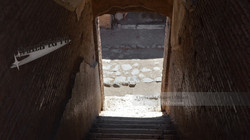 Ancient Building Stairwell Ostia