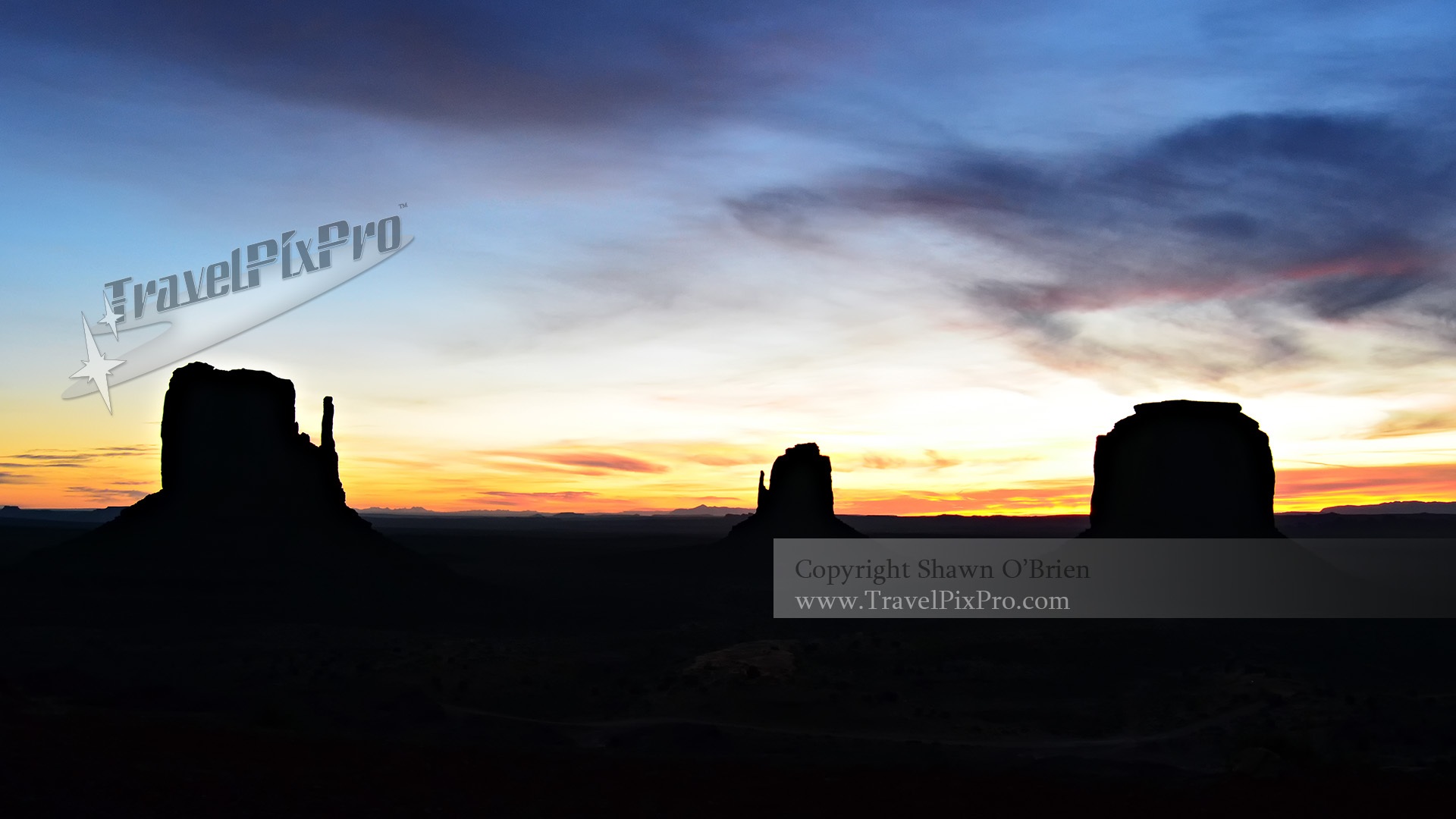 Pastel Monument Valley Dawn