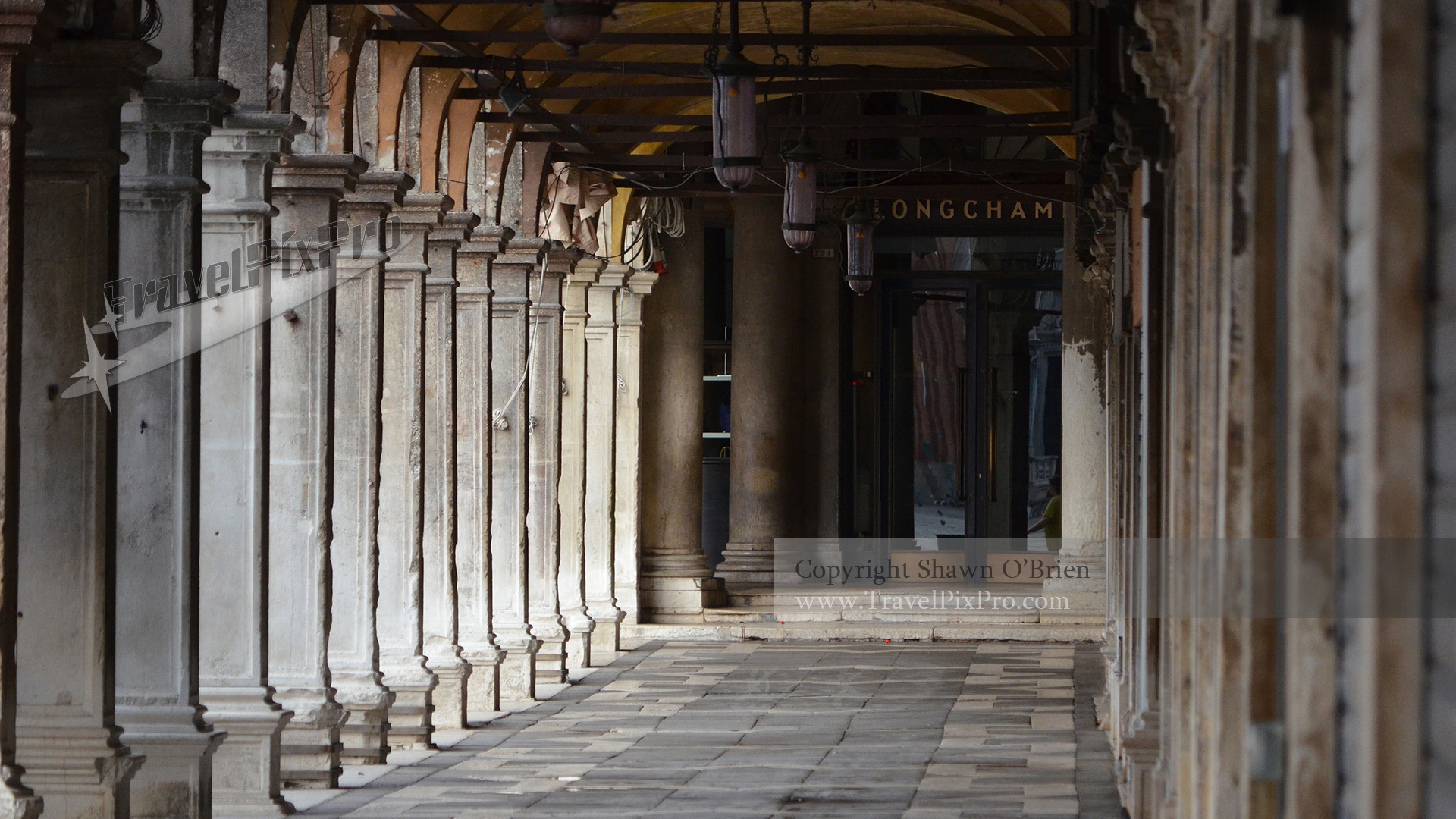 St. Mark's Square Colonnade