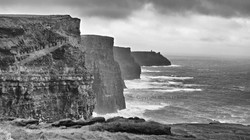 Ireland's Rainy Cliffs of Moher
