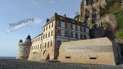 Barracks and Tower Gabriel