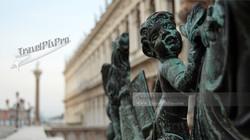 St. Mark's Square Bronzes Venice