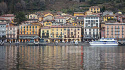 Seaside Bellagio Lake Como Italy