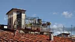 Florence Rooftop Garden Balcony