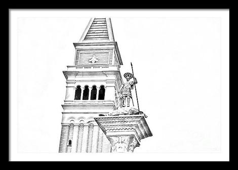 St Mark's Belltower