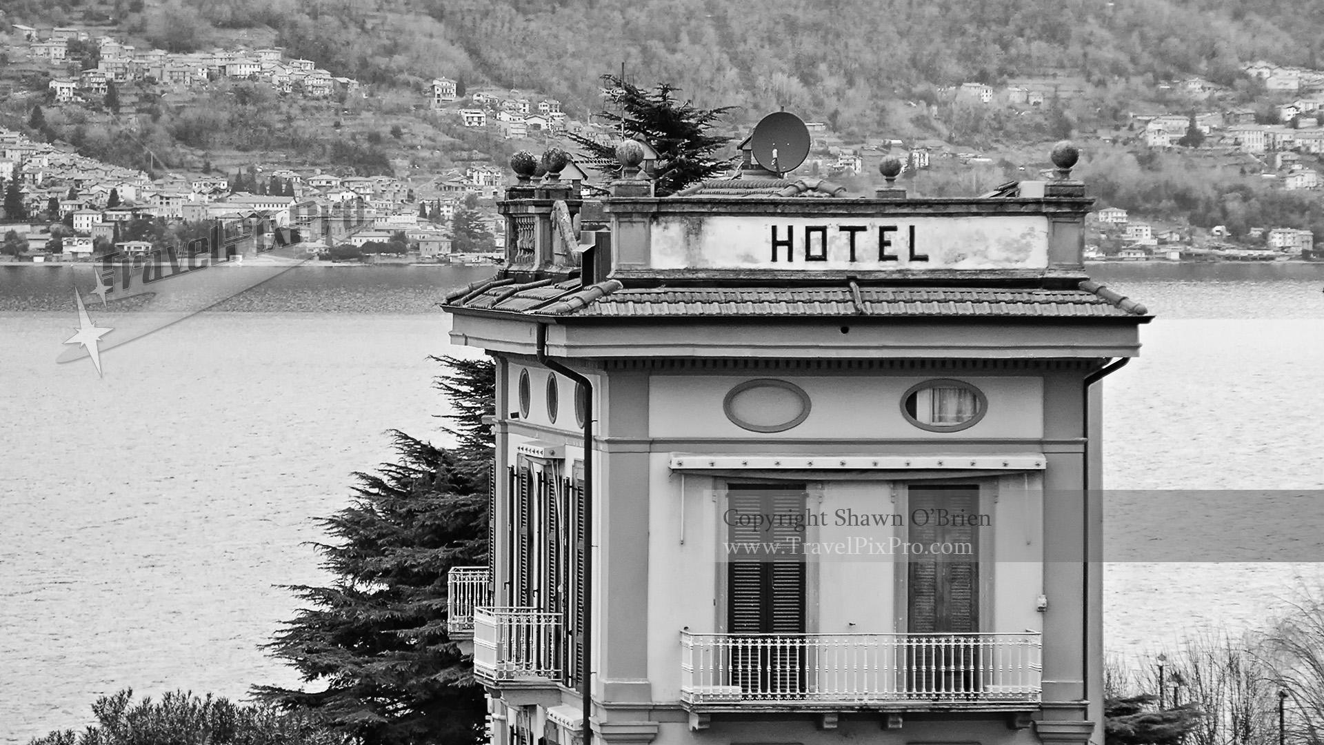 Lake Como Italy Hotel