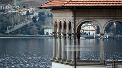 Lake Como Deck Arches