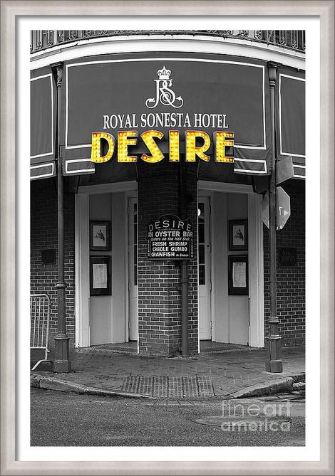 Bourbon Street Desire Corner