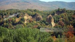 Italian Rugged Landscape