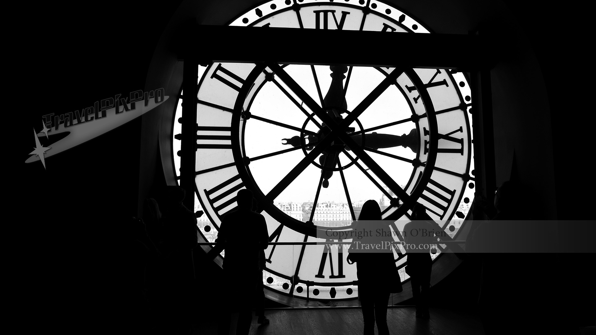 Inside Musee d'Orsay Clock Tower