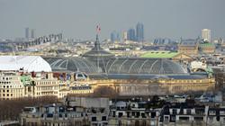 Paris Grand Palais Glass Roof