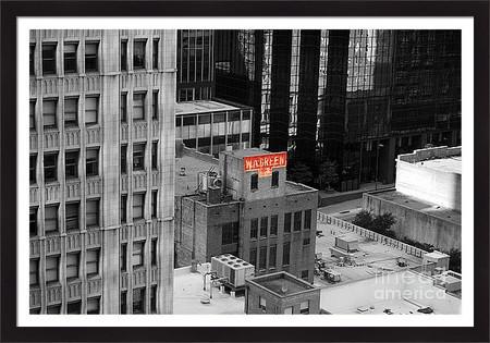 Downtown Dallas W.A. Green