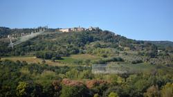 Italian Hilltop Village