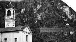 Lake Como Church & Cliff Chapel