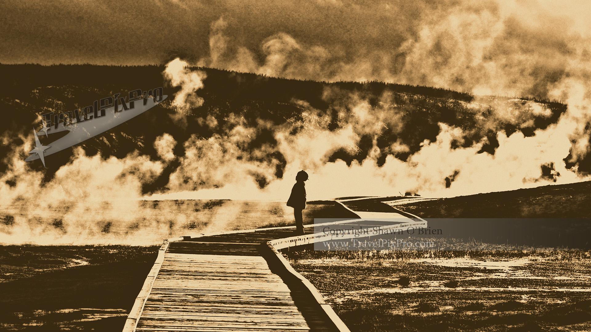 Yellowstone Wonder