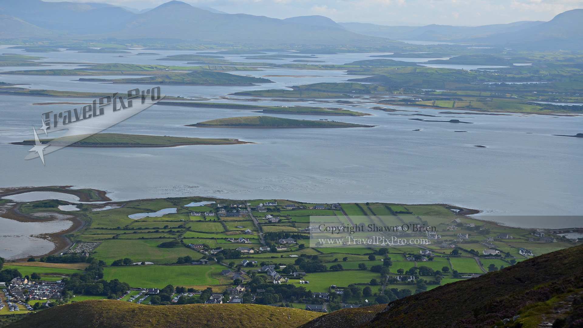 Islands of Clew Bay Ireland