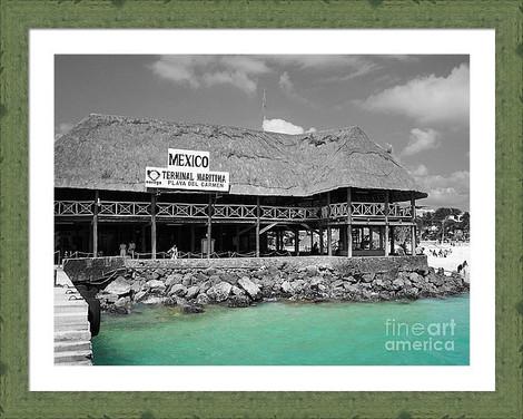Playa Del Carmen Maritime Terminal