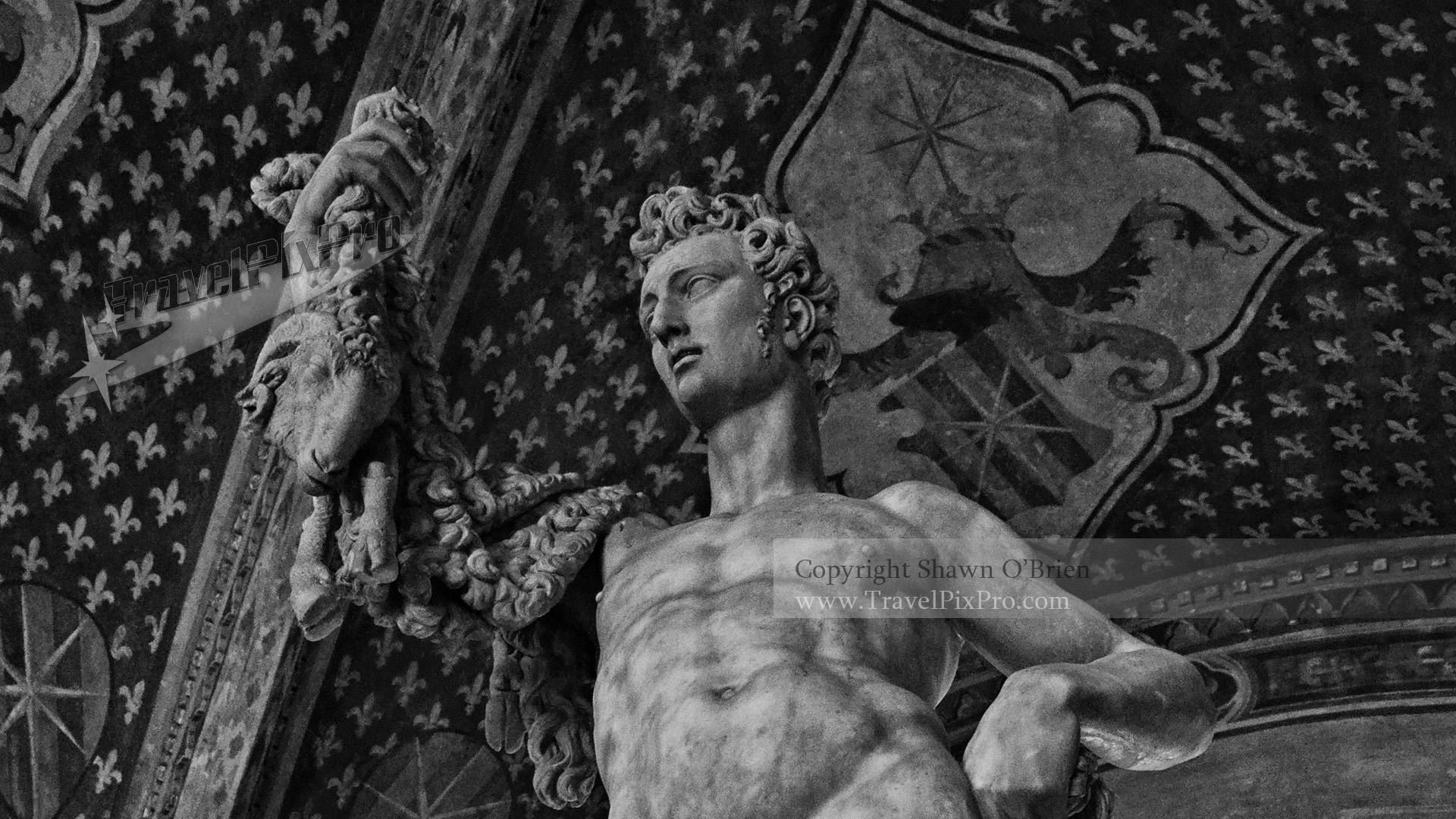 Statue of Giasone (Jason), Bargello