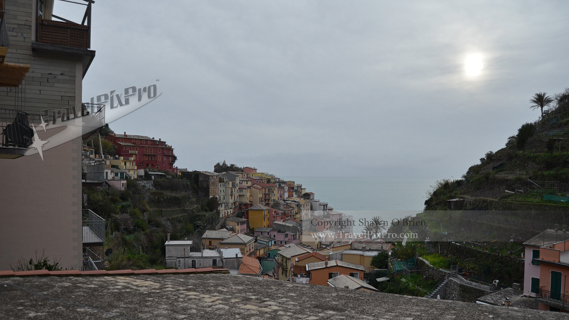 Manarola Rooftop and Sea View